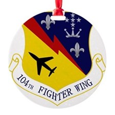 104th Fighter Wing Ornament