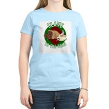 Slave To The Bean T-Shirt