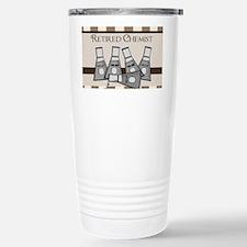 retired chemist blanket Travel Mug