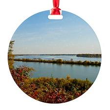Sinnissippi Park Ornament