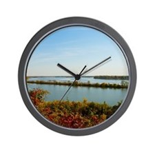 Sinnissippi Park Wall Clock