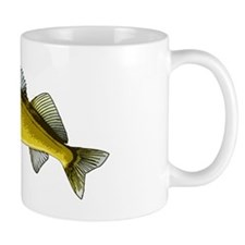 walleye art Mug
