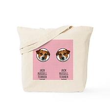 Jack Russell Terrier Mom Tote Bag