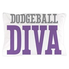 Dodgeball DIVA Pillow Case