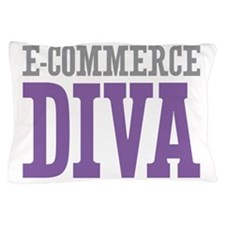 E-commerce DIVA Pillow Case