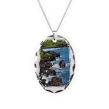 Maui coastline Necklace