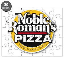 Noble Roman's Logo Puzzle