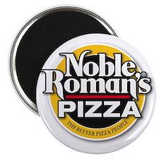 Noble Roman's Logo Magnet