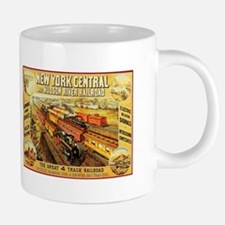 New York Central & Hudson Riv Mugs