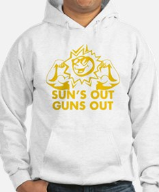 Suns Out Guns Out Hoodie