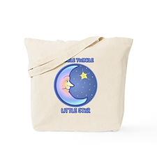 Twinkle Twinkle Little Star Tote Bag