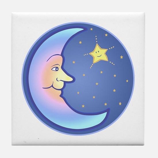 Twinkle Twinkle Little Star Tile Coaster