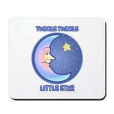 Twinkle Twinkle Little Star Mousepad