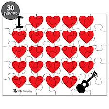 I Love Love Uke Puzzle