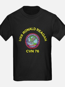 USS Ronald Reagan CVN 76 T