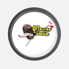Flavor of Love Wall Clock