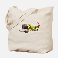 Flavor Of Love Tote Bag