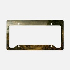fort moultrie License Plate Holder