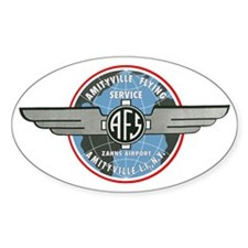 Amityville Flying Service Decal
