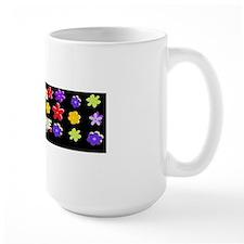 Hug a Hippie DARK BUMP Mug