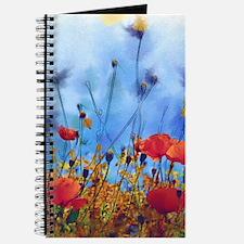 Poppy Field Journal