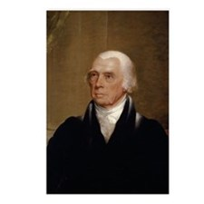 james madison Postcards (Package of 8)