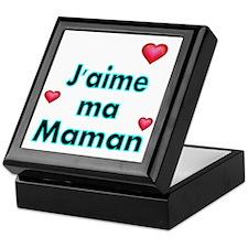 Jaime ma Maman 2 Keepsake Box