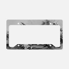 camden License Plate Holder