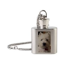 Hello there! Flask Necklace