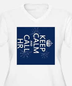 Keep Calm and Cal T-Shirt