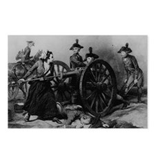 molly pitcher Postcards (Package of 8)