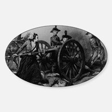 molly pitcher Decal