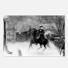 washington at trenton Postcards (Package of 8)