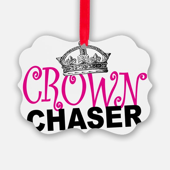Crown Chaser Ornament