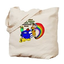 Imagination Soar Tote Bag