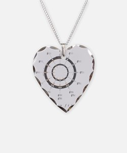 Circle of Fifths 7x7_Print Necklace