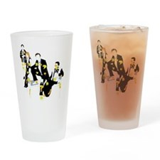 Community Paint Drinking Glass