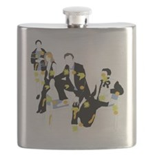 Community Paint Flask