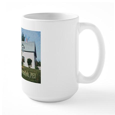 Green Gables Large Mug