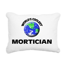 World's Coolest Morticia Rectangular Canvas Pillow