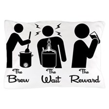 The Steps of Homebrewing Pillow Case