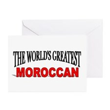 """The World's Greatest Moroccan"" Greeting Cards (Pa"