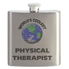 World's Coolest Physical Therapist Flask