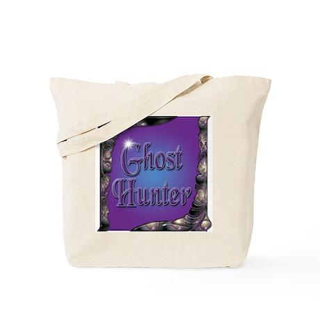 Ornate Ghost Hunter Tote Bag