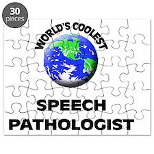 World's Coolest Speech Pathologist Puzzle
