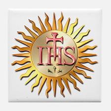 Jesuits Seal Tile Coaster