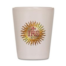 Jesuits Seal Shot Glass