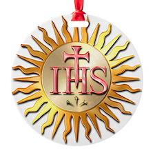 Jesuits Seal Ornament