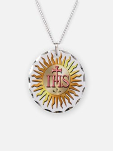 Jesuits Seal Necklace
