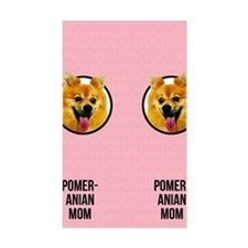 Pomeranian Mom Decal